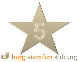 Read more about the article Burg-Steinfurt Stiftung feiert 5-jähriges Jubiläum