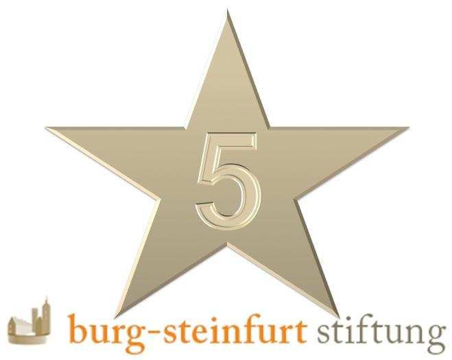 Burg-Steinfurt Stiftung feiert 5-jähriges Jubiläum