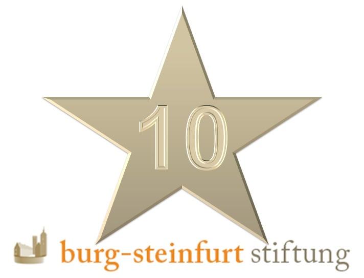 10 Jahre Burg-Steinfurt Stiftung