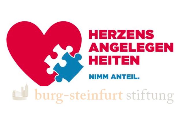 Burg-Steinfurt Stiftung fördert Herzensangelegenheiten